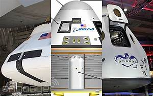 Dragon vs Orion Spacecraft - Pics about space