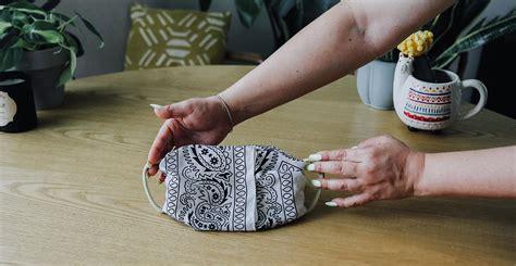 face mask   sewing machine