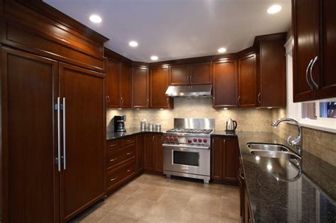 efficient small kitchen design efficient kitchen design klondike contracting 7033
