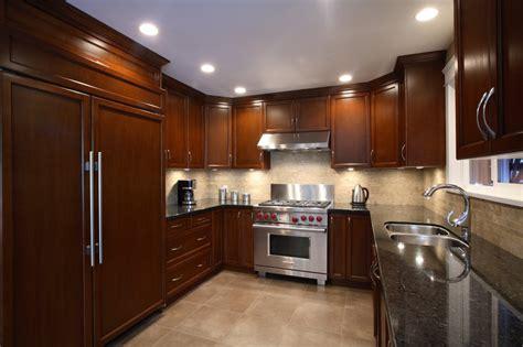 Efficient Kitchen Design  Klondike Contracting