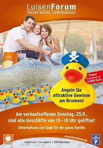 Verkaufsoffener Sonntag Mülheim Kärlich 2016 : verkaufsoffener sonntag am luisenforum wiesbaden einkaufen qualit ts und ~ Orissabook.com Haus und Dekorationen