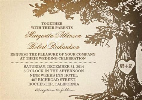 24+ Vintage Wedding Invitation Templates