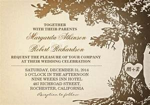 26 vintage wedding invitation templates free sample With wedding invitation tree psd