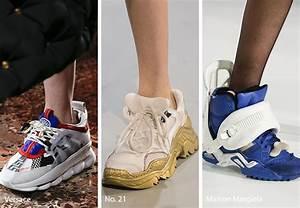 Fall/ Winter 2018-2019 Shoe Trends - Fall 2018 Runway Shoes - Glowsly