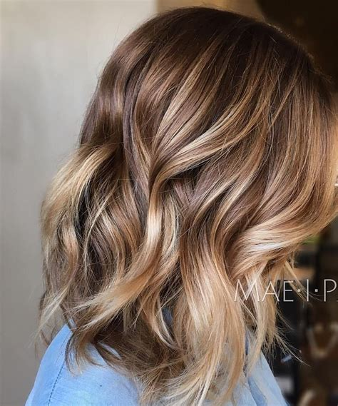 highlights  lowlights  light brown hair
