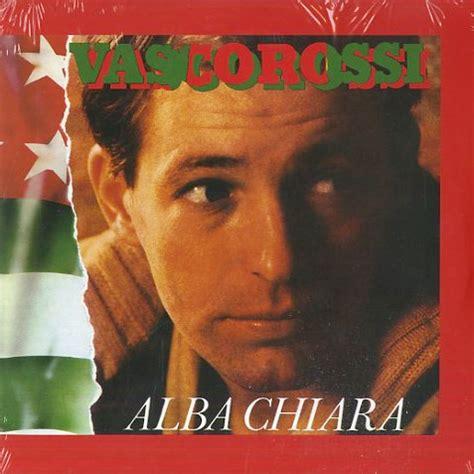 Vasco Albachiara Ufficiale Albachiara Singolo Lp Vinile Vasco 1979