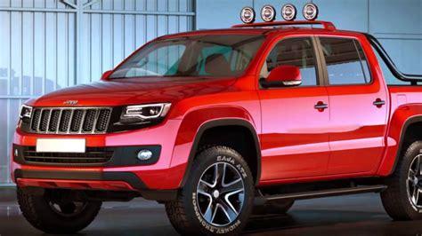 jeep pickup truck  revealed youtube