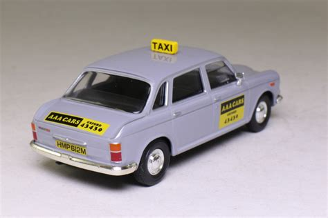 Vanguards Va08503; Wolseley Six; Taxi; Aaa Cars, Oxford 52364