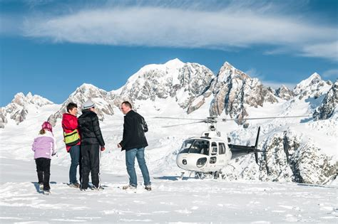 fox glacier helicopter tours heliservices scenic flights