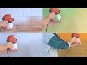 Pistolet À Peinture Électrique : le pistolet peinture youtube ~ Dallasstarsshop.com Idées de Décoration