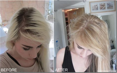 How I Bleach My Hair/roots Blonde At Home