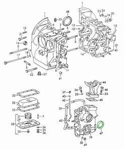 Buy Porsche 912e 4cyl 1976 Crankshaft  U0026 Parts