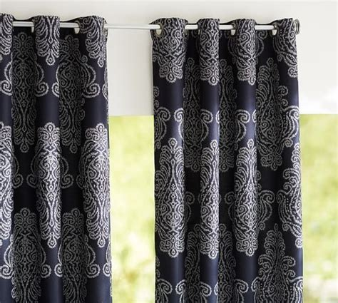 Pottery Barn Indoor Outdoor Curtains by 17 Best Images About Decor Drapery On