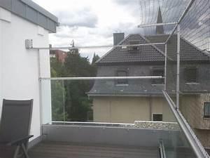 der monteur fur ein katzennetz vernetzt eine dachterrasse With katzennetz balkon mit pets garden