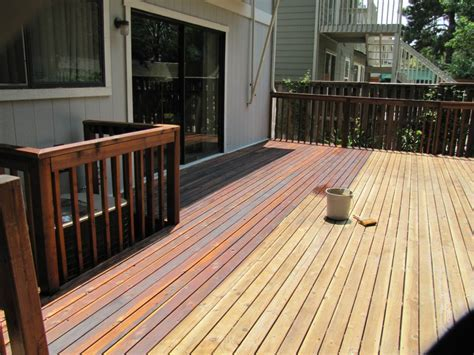 Unique Deck Refinish #2 Restore Deck Coating   Newsonair.org