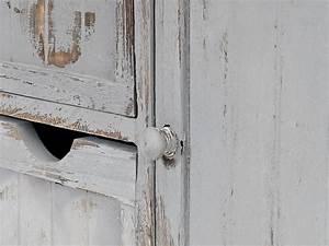 Shabby Look Möbel : shabby chic kommode 82x55x30cm vintage grau ~ Orissabook.com Haus und Dekorationen