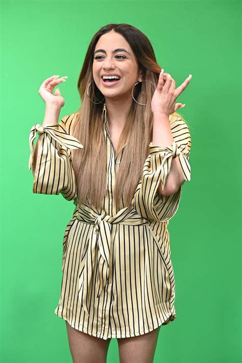 Ally Brooke Hits Radio Hollywood