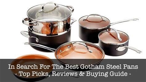 gotham steel pan reviews   pickist