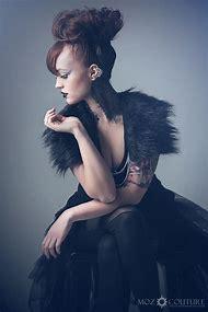 Edgy Glamour Fashion Photography