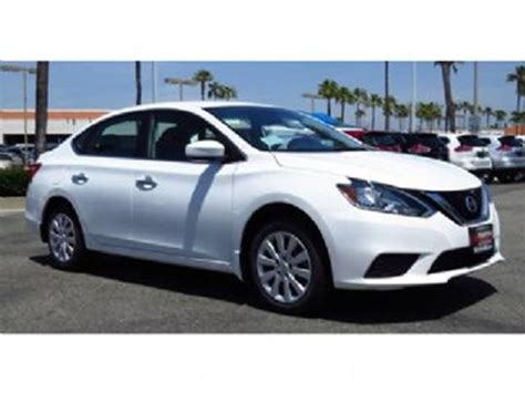 nissan sentra 2016 white 2016 nissan sentra pearl white lease busters wheels ca