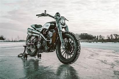 Indian Ftr 1200 Ftr1200 Tracker Moto Scout