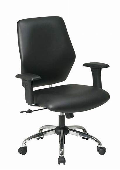 Desk Office Computer Clipart Chairs Furniture Chair