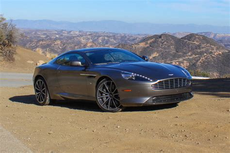 2016 Aston Martin Db9 Gt First Drive Review