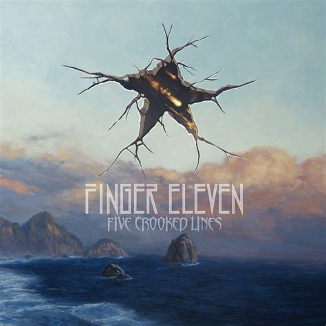 Cd Review 'five Crooked Lines' By Finger Eleventarget