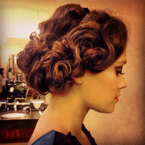 1920 S Pin Up Hairstyles by 1920s Gatsby Inspired Hair Freelancehairstylist