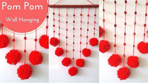 Home Design Ideas Handmade by 20 Diy Easy Wall Hanging Craft Ideas Tutorials K4 Craft