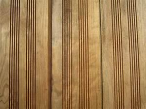 Pose De Lame De Terrasse : gedibois caract ristiques de la lame de terrasse en pin ~ Edinachiropracticcenter.com Idées de Décoration