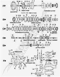 42re Transmission Parts Diagram
