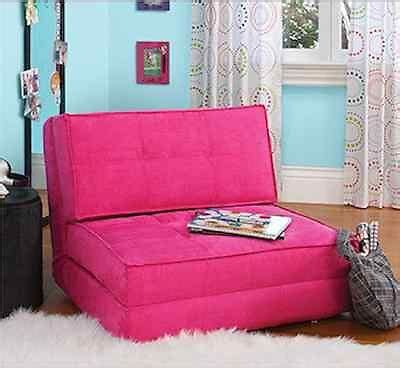sofa for teenage bedroom flip out chair convertible sofa room bedroom sleeper bed lounger pink my wishlist