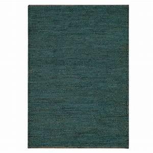 Tapis En Jute Ikea : tapis tisse tapis contemporain tiss main en laine feutr e ~ Teatrodelosmanantiales.com Idées de Décoration