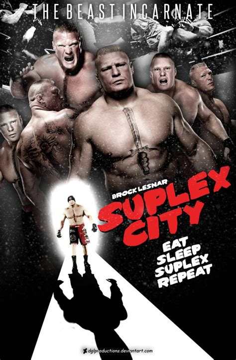 suplex city  dglproductions  deviantart
