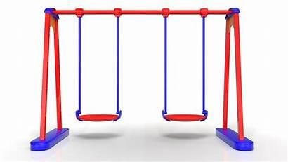 3d Swing Cartoon Models Turbosquid C4d Rigged