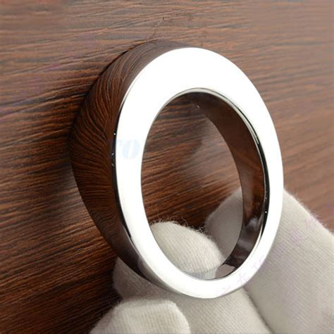 single hole cabinet pulls modern simple single hole small knob round zinc alloy