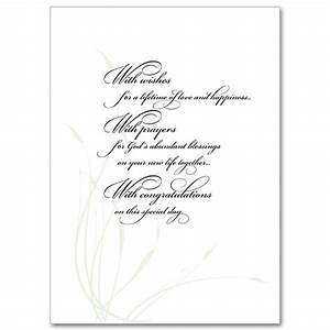 Wedding congratulations the printery house for Wedding cards god images