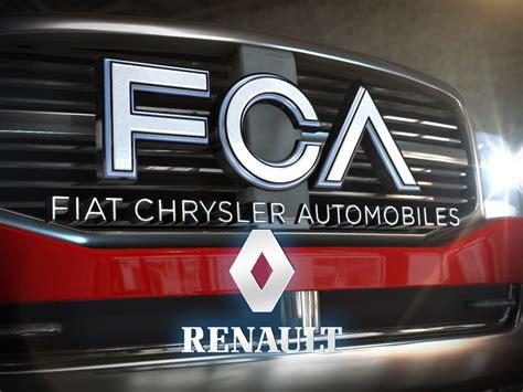 Fiat Chrysler Merger by Renault To Respond To Fiat Chrysler Merger Knbn