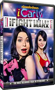 Icarly Dvd News Announcement For Icarly Ifight Shelby