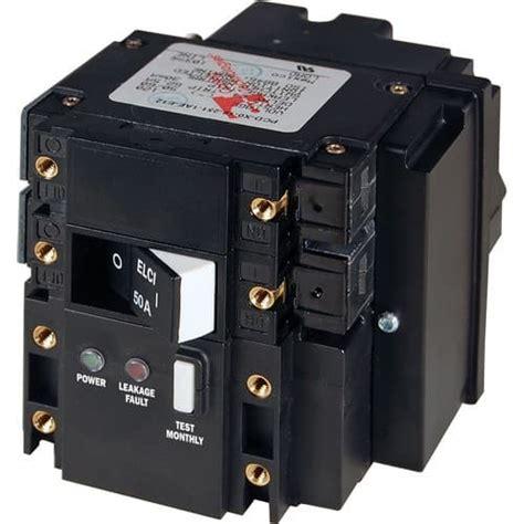 Blue Sea Systems Series Elci Circuit Breaker
