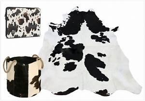 Tapis Peau De Vache Conforama : la d co peau de vache joli place ~ Dailycaller-alerts.com Idées de Décoration