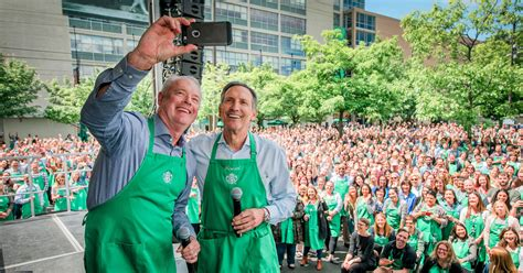 3,345 likes · 4 talking about this. Former Starbucks CEO Howard Schultz 'Seriously Considering' 2020 Presidential Run