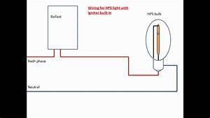 How To Wire A Hps Lamp