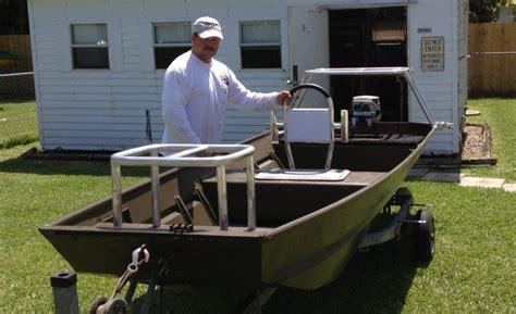 Jon Boat Accessories by Here Jon Boat To Flats Skiff Shena