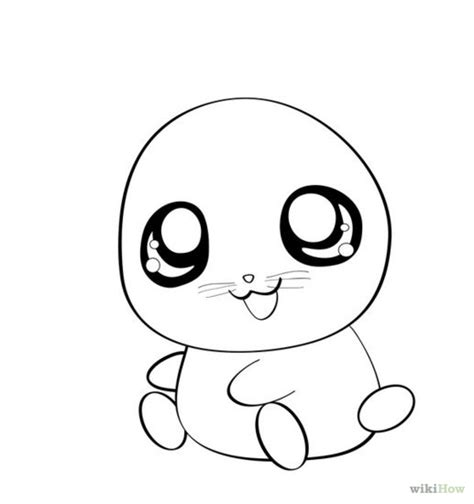 cute animal drawings   clip art