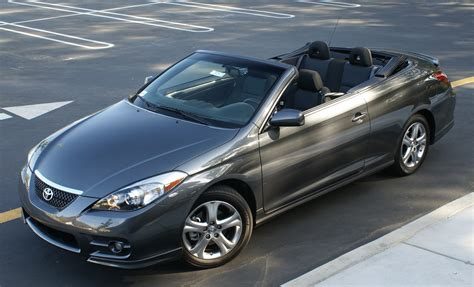 2007 Toyota Camry Solara by 2007 Toyota Camry Solara Information And Photos Momentcar