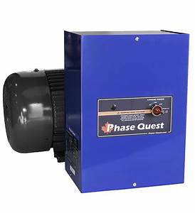 Rotary Phase Converter - 25 Hp 75