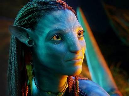 Aliens Famous Story Avatar Among Female Neytiri
