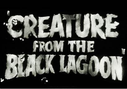 Lagoon Creature Title Sci Fi Horror Movie